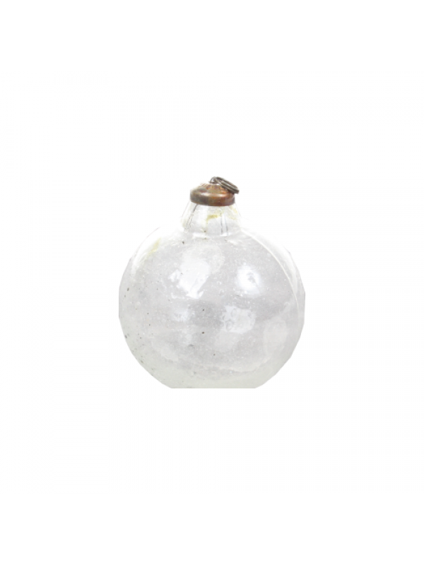 Cozy Room Clear Glass Bell - 7cm