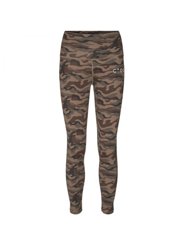 Co'Couture Leggings - Camo Tights, Camouflage