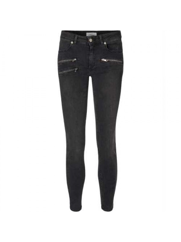 Global Funk Jeans - Thirteen Zip, Dark Attitude
