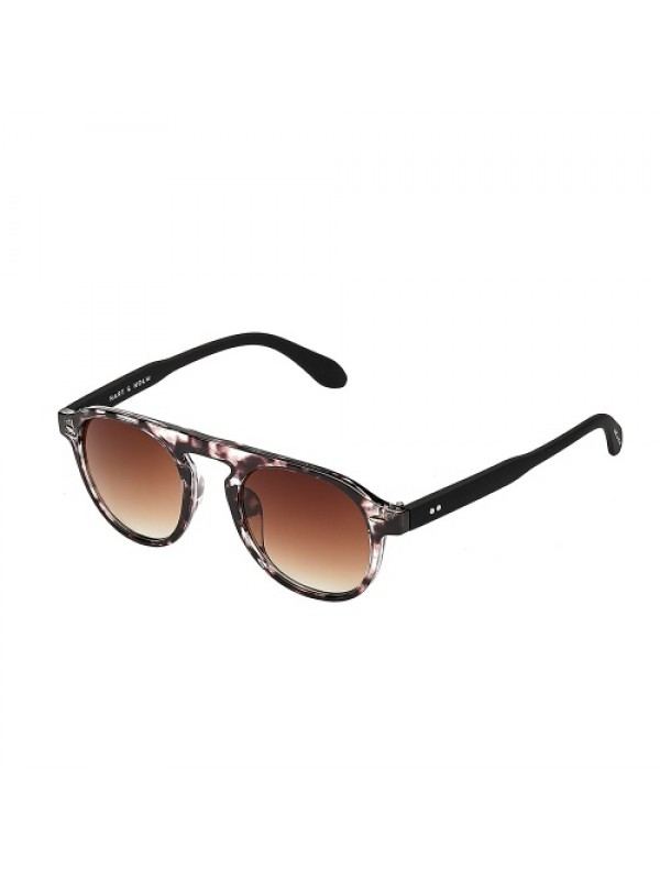 Hart & Holm Solbrille - Classic Milano Brown Sun