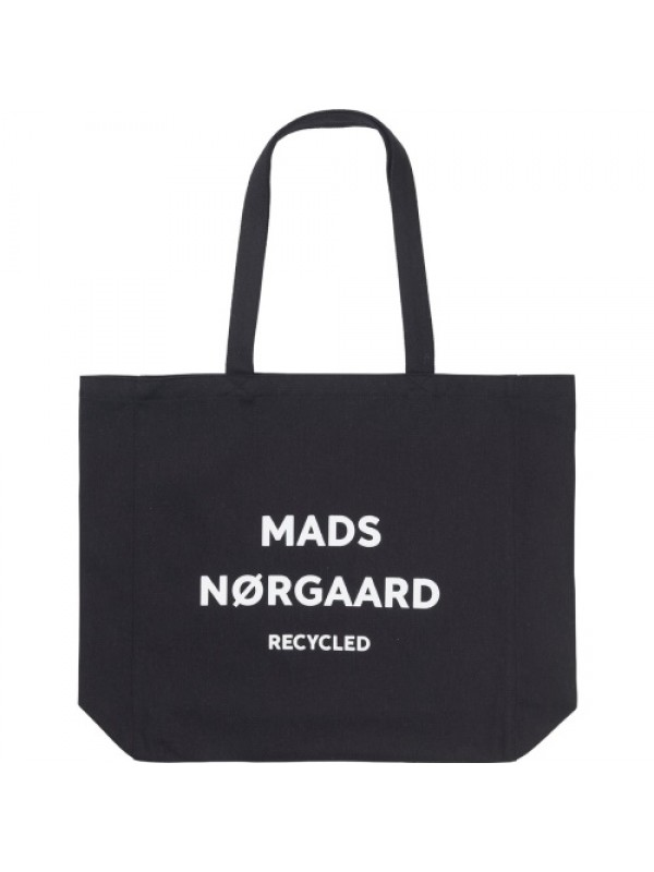 Mads Nørgaard Mulepose - Recycled Boutique Athene, Black/White