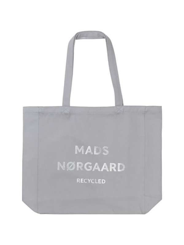 Mads Nørgaard Mulepose - Recycled Boutique Athene, Grey/Silver
