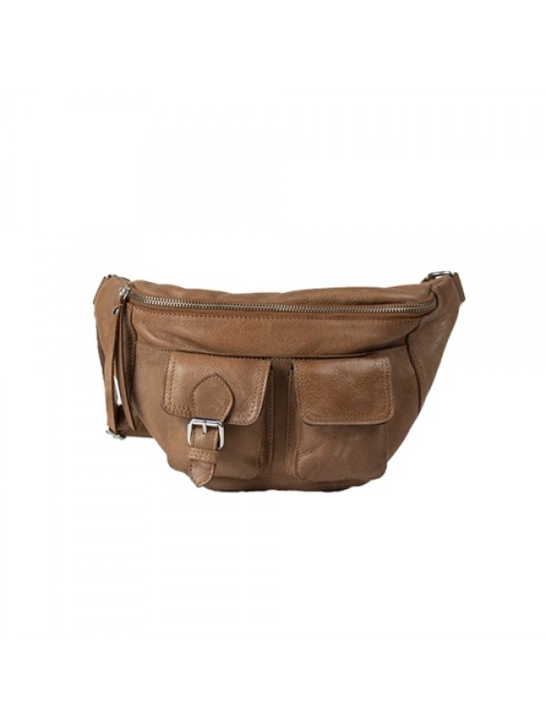 Re:Designed Bæltetaske - Makia Bumbag, Walnut
