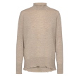 Hope Bluse - Osaka Sweater, Beige Melange